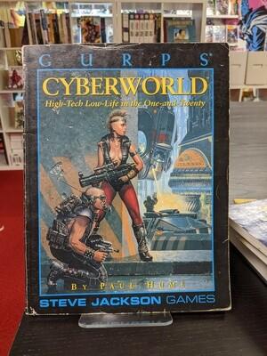 GURPS: Cyberworld