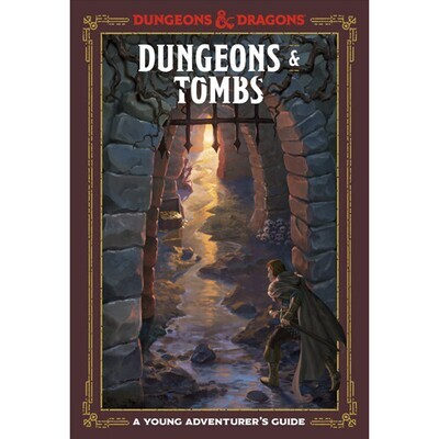 D&D Young Adventurer's Guide: Dungeons & Tombs