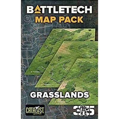 Battletech RPG: Grasslands Map Set