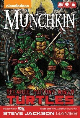 Munchkin Deluxe: Teenage Mutant Ninja Turtles