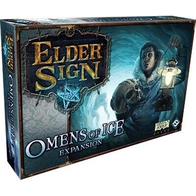 Elder Sign: Omens Of Ice Expansion