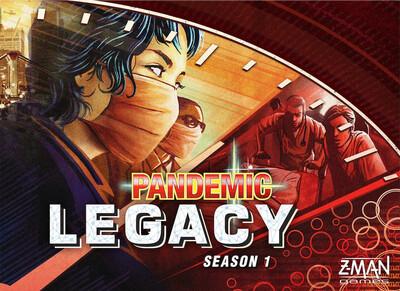 Pandemic: Legacy - Season 1 - Red