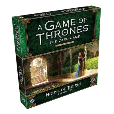 A Game of Thrones LCG (2nd Edition): House of Thorns Deluxe Expansion