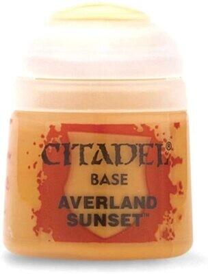 Base: Averland Sunset 12ml