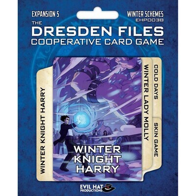 The Dresden Files: Expansion 5 - Winter Schemes