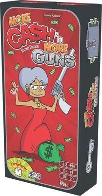 Cash 'n Guns: More Cash 'n More Guns Expansion
