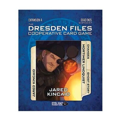 The Dresden Files: Expansion 4 - Dead Ends