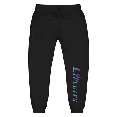 City Circuits Gradient Logo Unisex Fleece Sweatpants