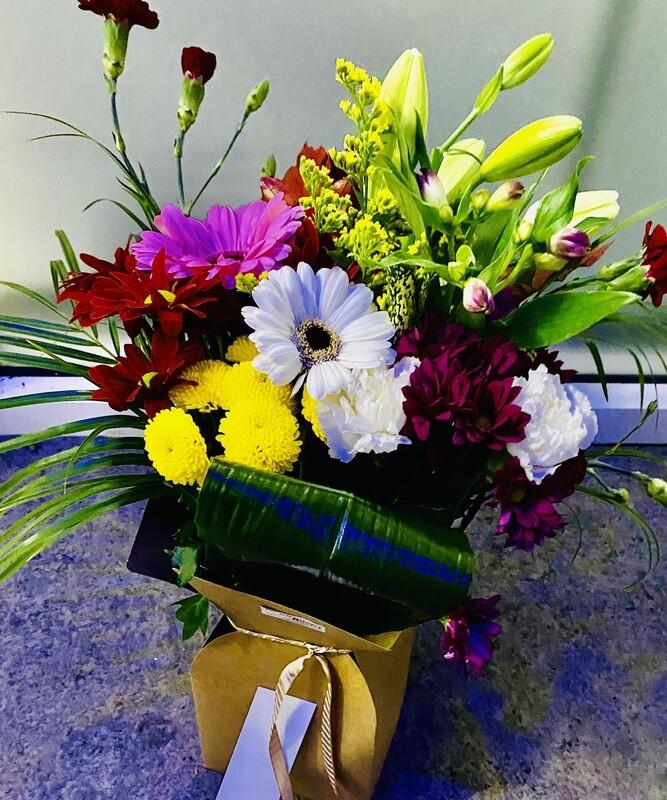 Seasonal Standard Bouquet