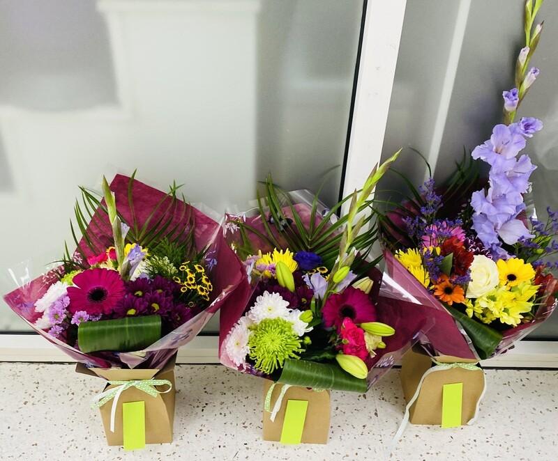 Seasonal Delux Bouquet