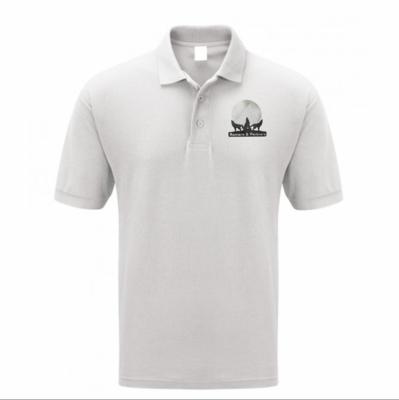 Chemise Blanca Logo Impreso