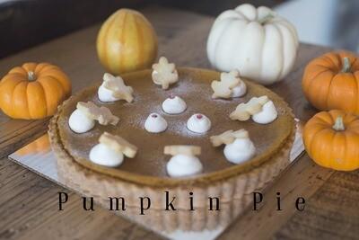 Pumpkin Pie (Whole)