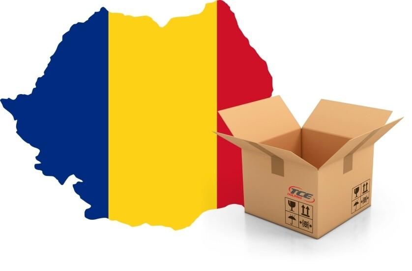 Expediere COLETE Romania