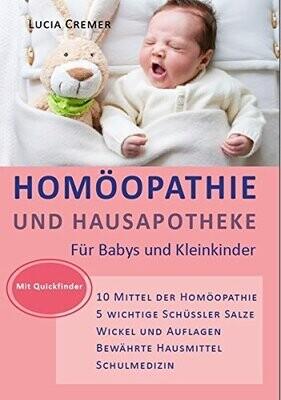 Buch - Homöopathie und Hausapotheke