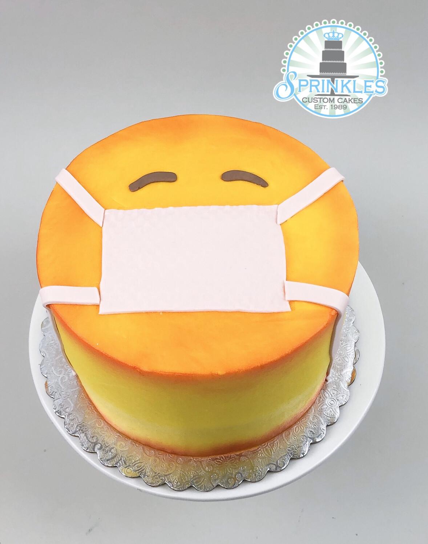 Emoji Face Mask