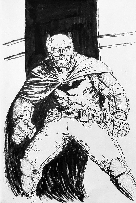 Batman (original print)