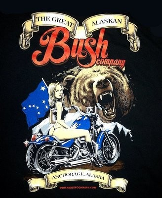Bush Bear T-Shirt