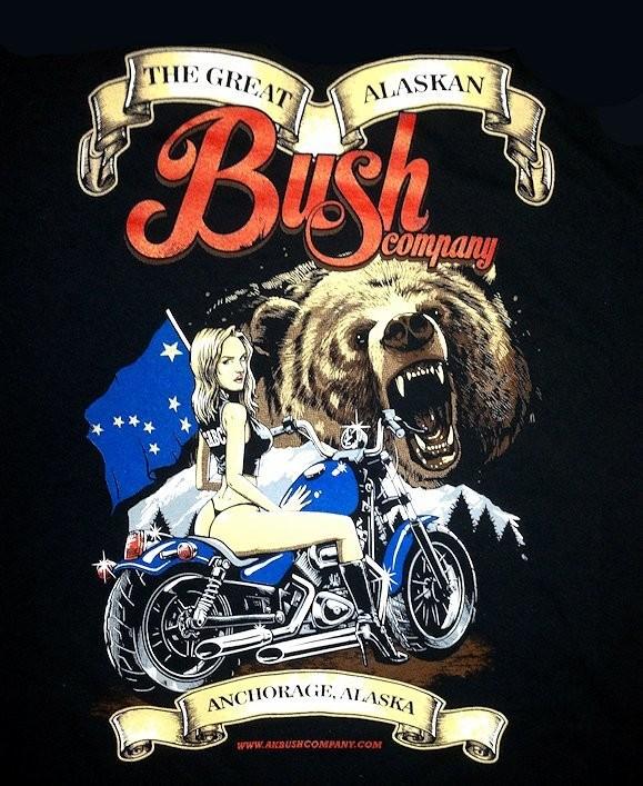 Bush Bear T-Shirt