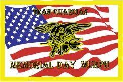 Memorial Day Murph  Patch