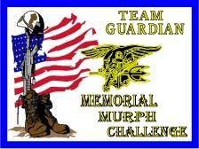 May Memorial Murph Challenge Patch