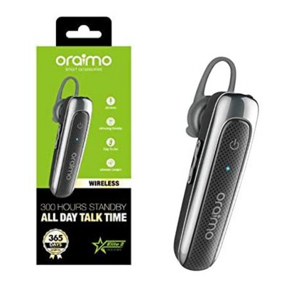 Oraimo Elite 2 OEB-E36S Wireless Headset Earphone with Microphone