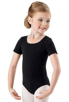 Children's Classic Short Sleeve Leotard