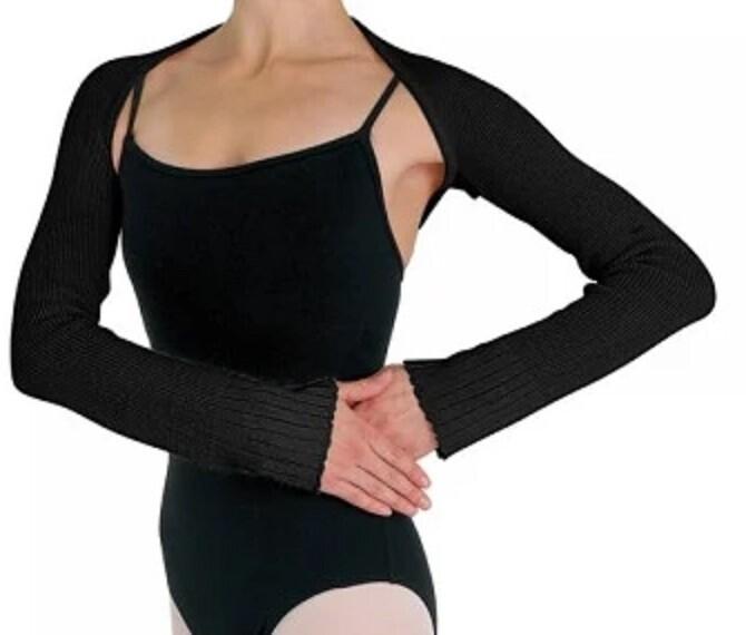 Adult Knit Bolero Dance Shrug