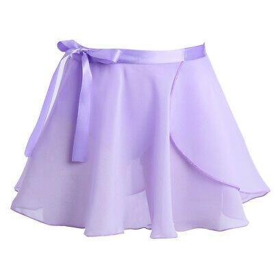 Clearance Children's Lavender Wrap Skirt *Final Sale