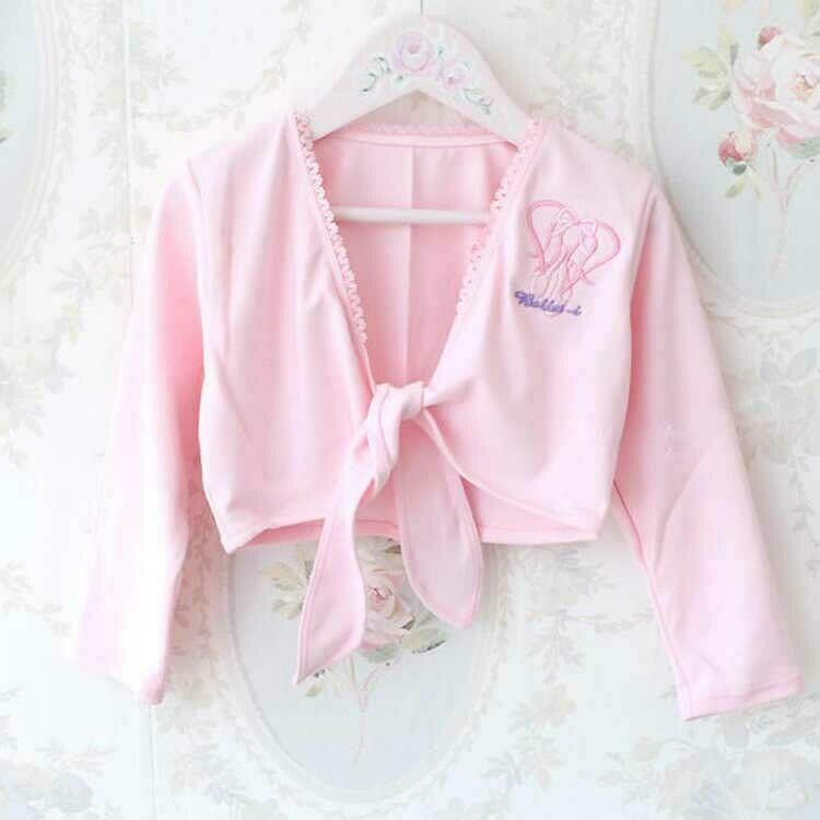 Clearance Children's Pink Tie Shrug *Final Sale