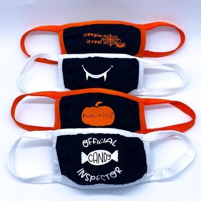 Children's  MASKEROOS! Halloween Face Mask Kits
