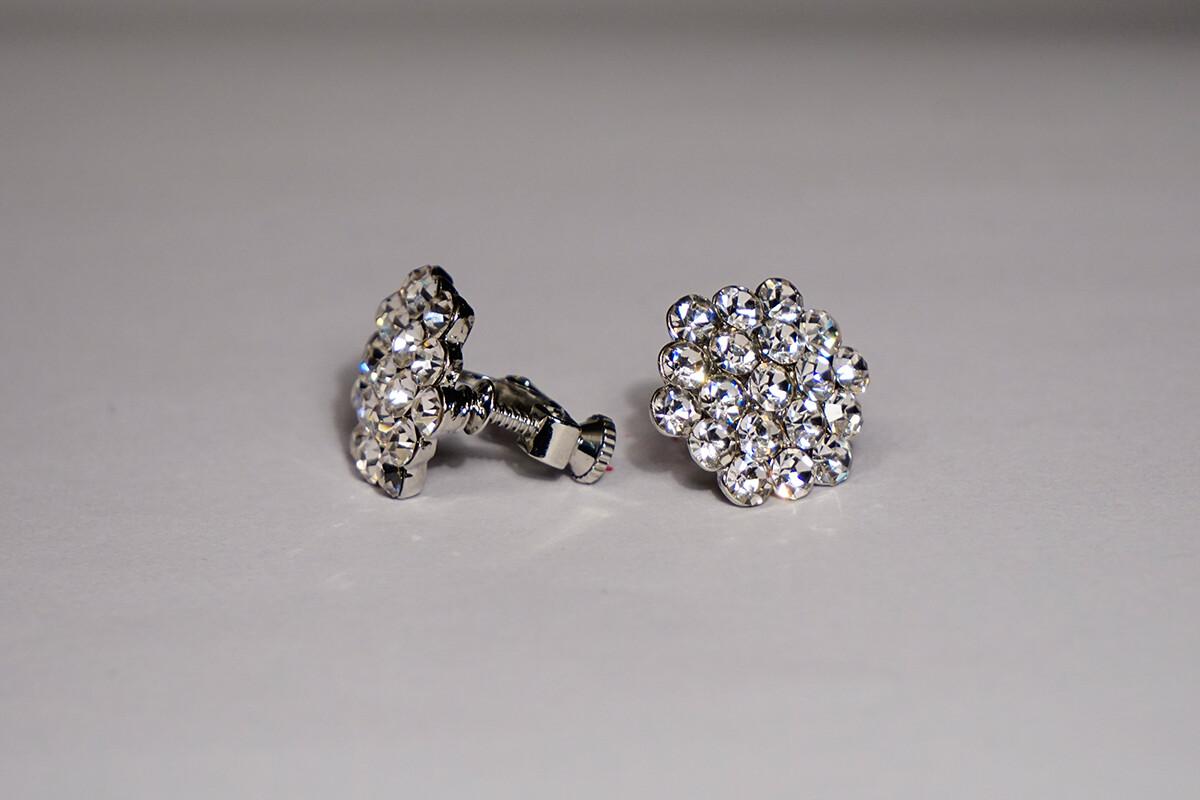 Clearance Cluster Earrings *Final Sale