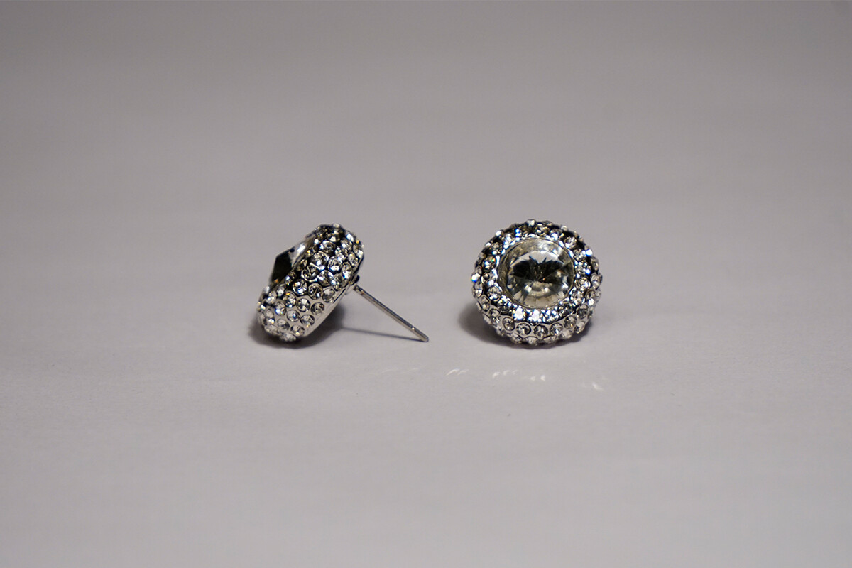 Clearance Ball Earrings *Final Sale