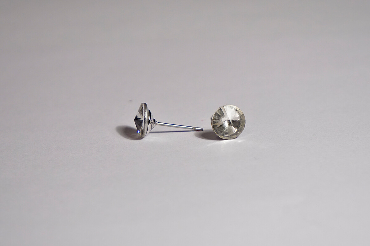 Clearance 10mm Stud Earrings *Final Sale