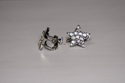 Clearance Star Earrings *Final Sale