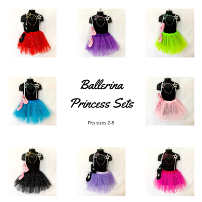 Ballerina Princess Set