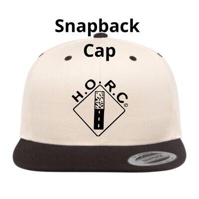 HORC Logo Snapback Cap