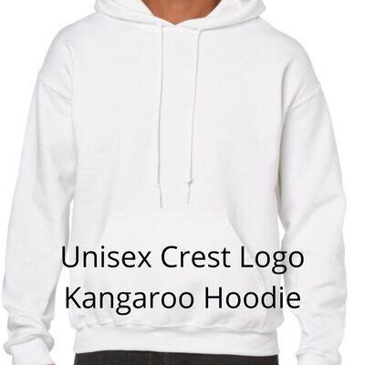 Blank Unisex Kangaroo Hoodie