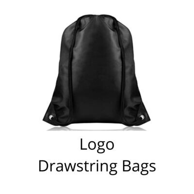 Blank Drawstring Backpack