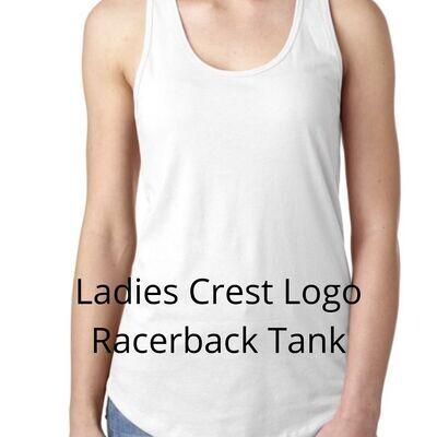 Blank Ladies Racerback Tank
