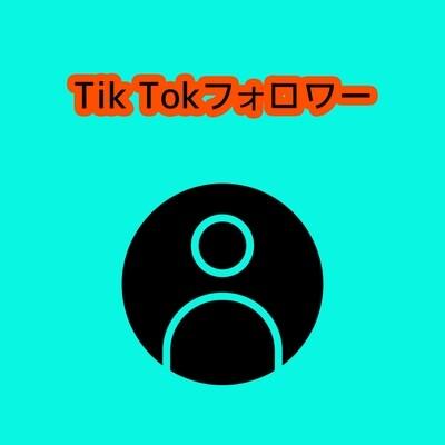 Tik Tokフォロワー