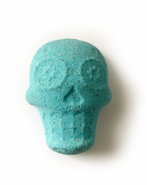 Day of the Dead Shower Bomb