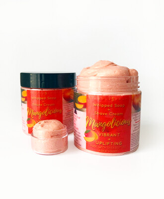 Mangolicious Whipped Soap