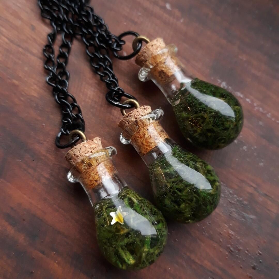 Ogrlica za šumsku vilu 🌿