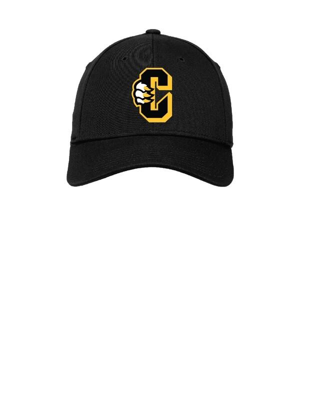 New Era Structured Stretch C Logo Hat