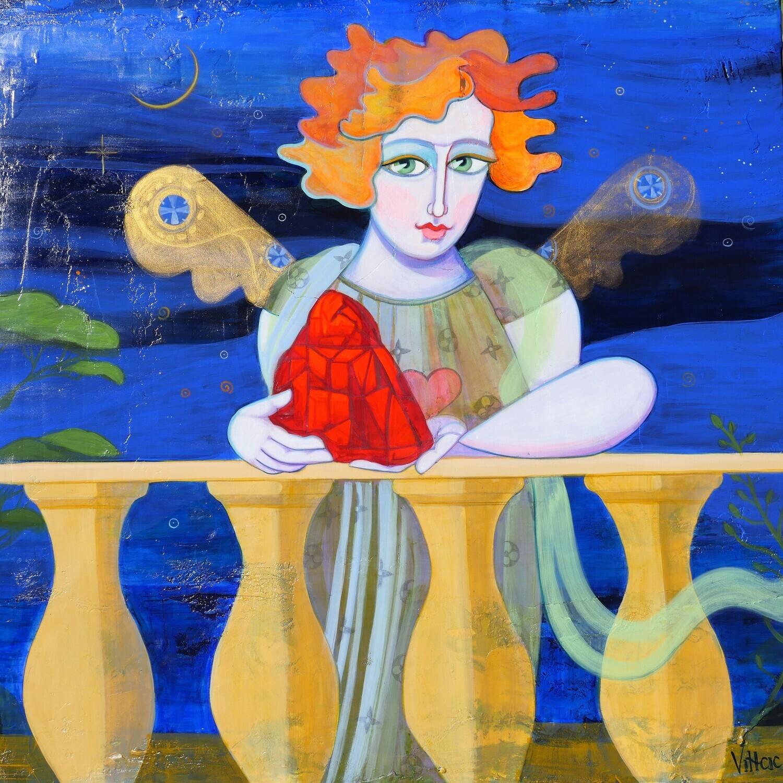 Eros and the philosopher stone