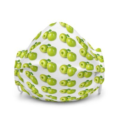 Green Apples Premium face mask