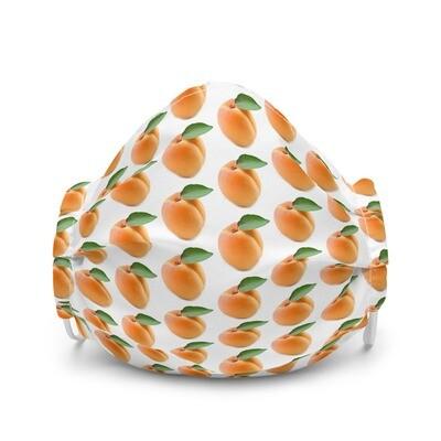 Peach Peaches Premium face mask