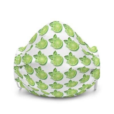Lime Fruit Premium face mask