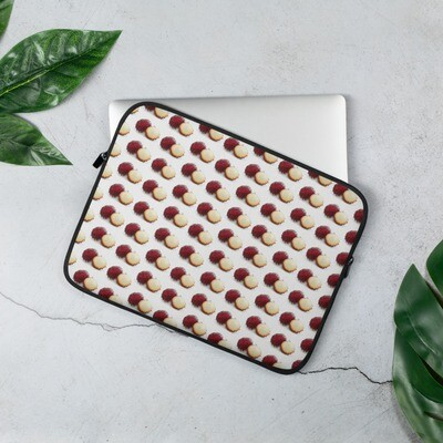 Lychee Fruit Lover Printed Laptop Sleeve