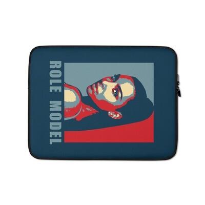 Kim Kardashian Blue Red Laptop Sleeve